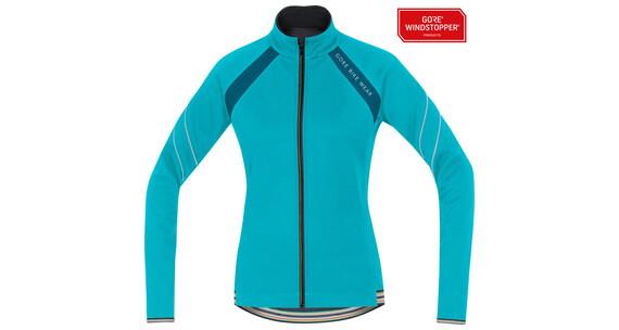 GORE BIKE WEAR Power 2.0 WS SO Jacket Lady scuba blue/ink blue